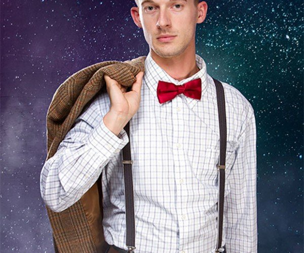 Doctor Who Suspenders: Keep your Pants up Like a Time Lord