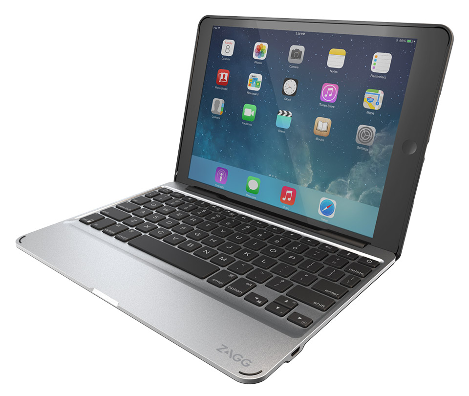 Zagg Outs New Keyboards For Ipad Mini 4 And Ipad Pro