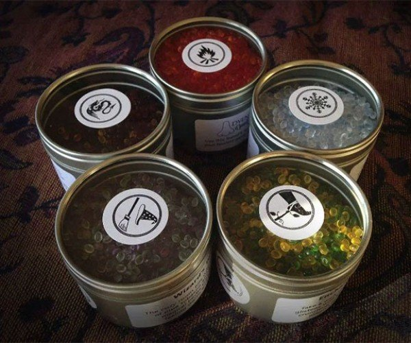 Adventure Scents Potpourri Smell Like RPG Games