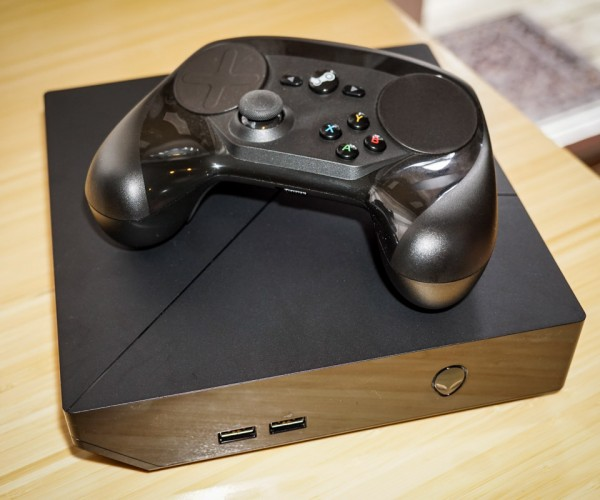 Review: Alienware Steam Machine