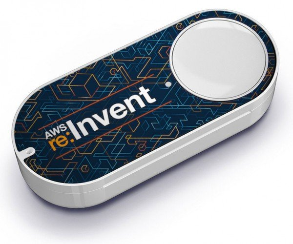 Amazon Turns Dash into Internet of Things Button: Merch Imitating Hack