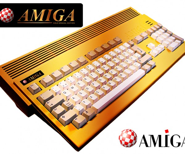New Amiga 1200 Case Has Expansion Slots and Different Colors: Hull Overhaul