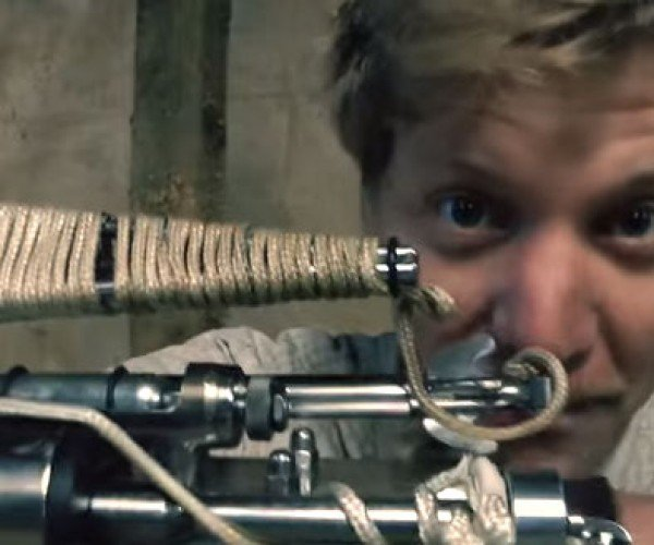 Colin Furze Builds Working Assassin's Creed Rope Launcher, Hidden Blade