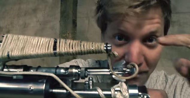 Colin Furze Builds Working Assassin S Creed Rope Launcher Hidden Blade