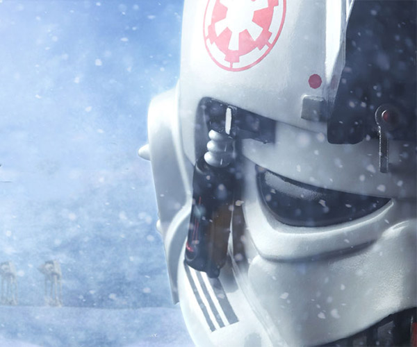 Imperial AT-AT Driver Action Figure Coming Soon