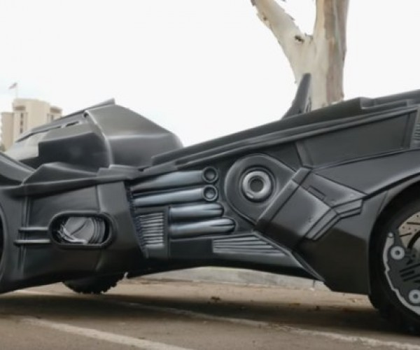 Batman: Arkham Knight Batmobile Go-Kart: Another Wonderful Toy