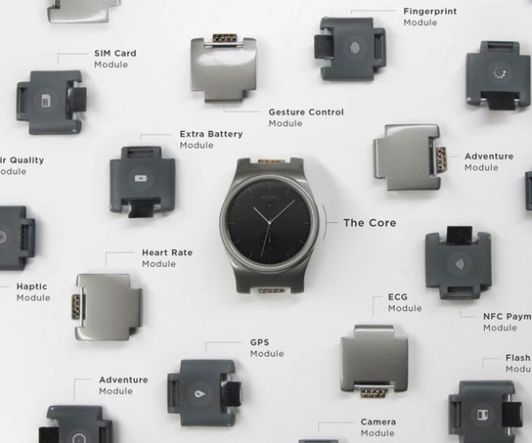 Blocks Modular Smartwatch Annihilates Kickstarter Goal
