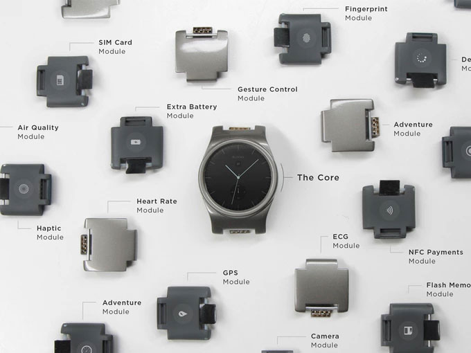 Blocks Modular Smartwatch Annihilates Kickstarter Goal - Technabob