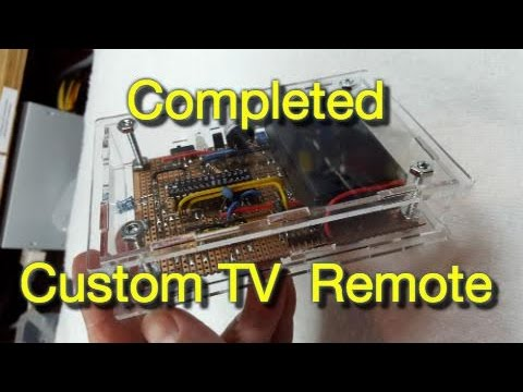 DIY TV Remote Control: Shop Potato