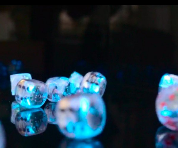 Boogie Dice Sound-Activated, Self-Rolling Dice: Rock to Roll