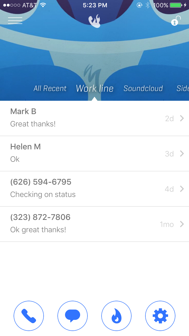 Burner Adds Web Services to Extra Phone Numbers: Disposable Yet