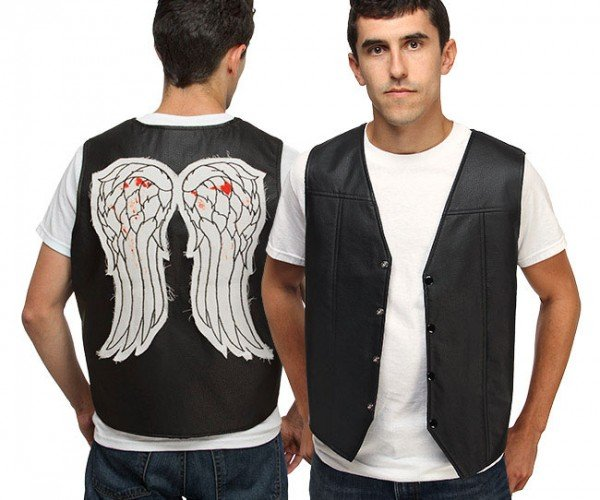 Daryl Dixon's Vest Replica Arrives Just in Time for Halloween