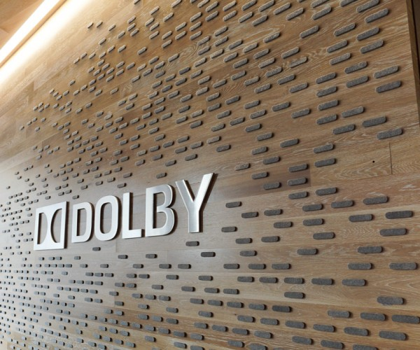 Inside Dolby Laboratories' New Headquarters