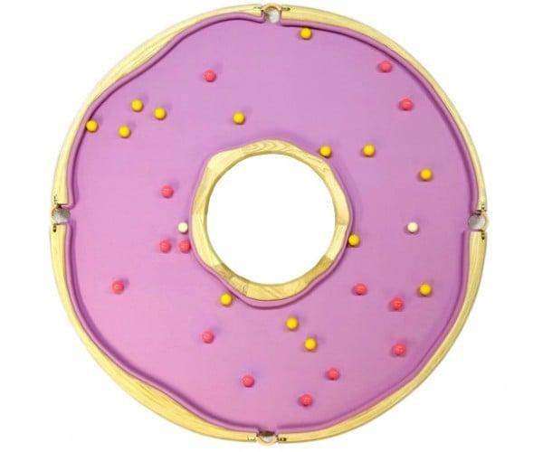 Donut-shaped Pool Table: Bakery Billiards