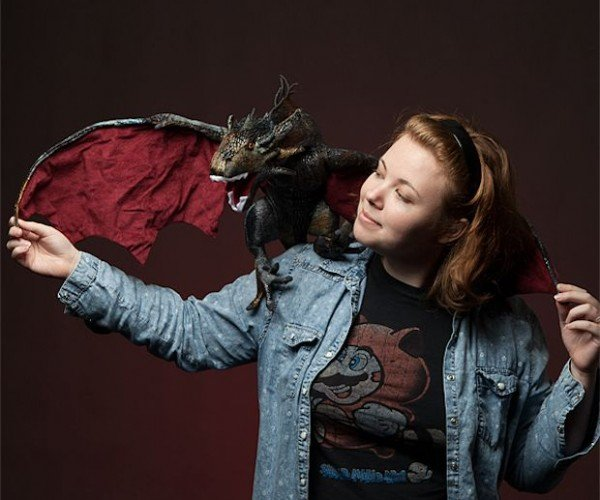 Game of Thrones Jumbo Plush Dragon: Mother of Cosplay