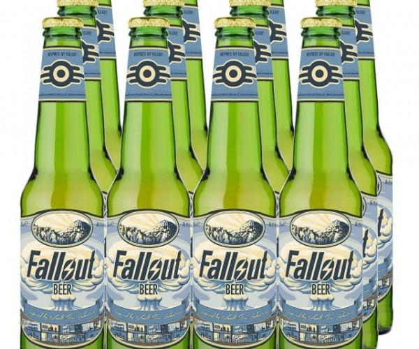 Fallout Beer: AKA Sip-Boy 3000