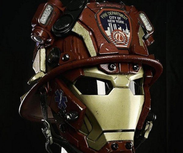 FDNY to Raise Funds with Marvel Firefighter Helmets at NYCC