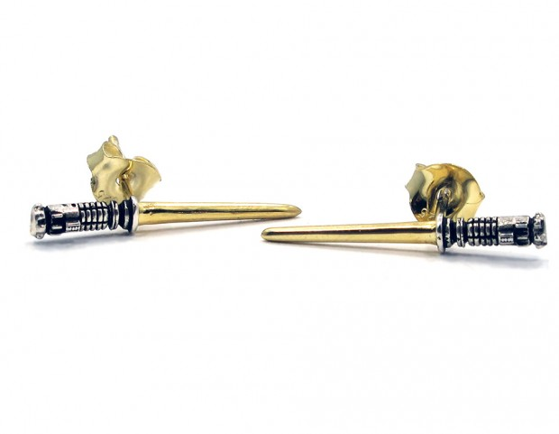 gold_plated_lightsaber_earrings_by_han_cholo_1
