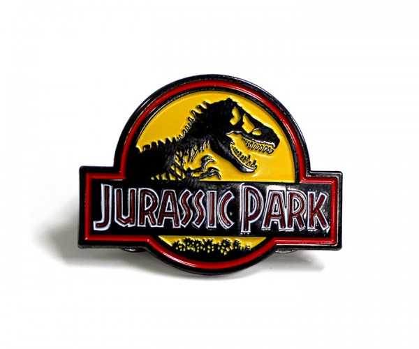 Mondo Clones Jurassic Park's Icons and Revives Them as Pins