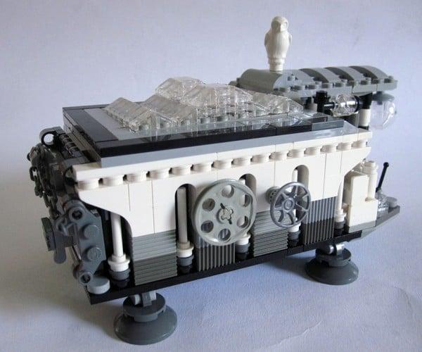 LEGO Lovelace & Babbage Computer Set: Imaginative Engine