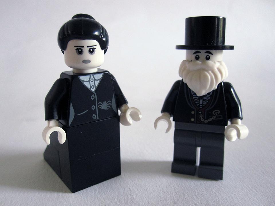 LEGO Lovelace & Babbage Computer Set: Imaginative Engine - Technabob