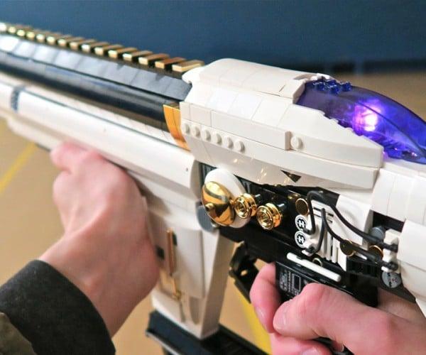 LEGO Destiny Telesto Rifle: Unplanned Rebrick