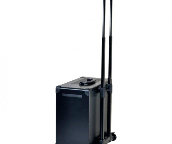 Lian-Li PC-TU300 Carry-on Luggage Tower: LAN Party-approved