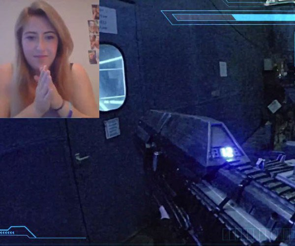 Live Action First Person Shooter 2: Dead Skype