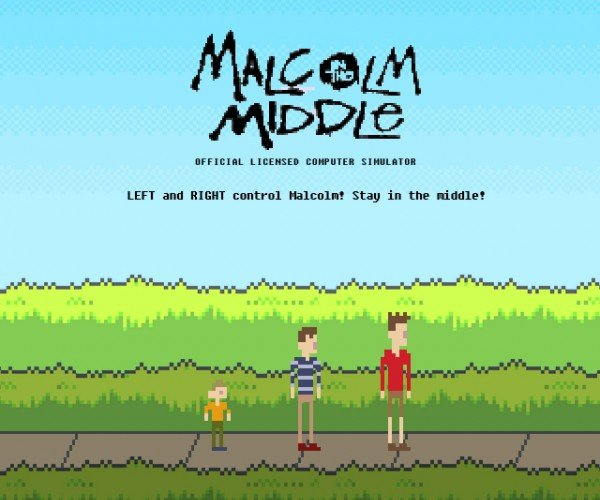 Malcolm in the Middle Gets a Video Game