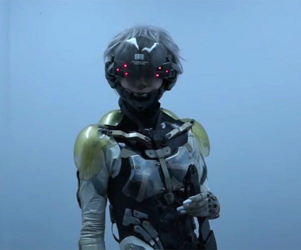 Metal Gear Rising Raiden Cosplay: Jack the Cosplayer