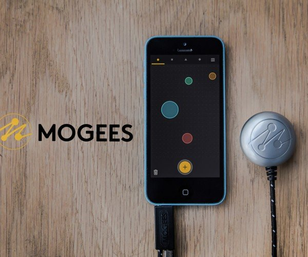 Mogees Turns Any Object Into Any Musical Instrument: Play All the Things!