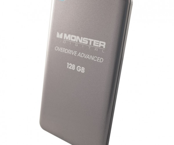 Deal: Save 43% on the Monster Overdrive SSD Portable Hard Drive