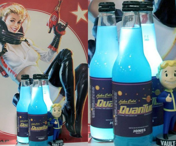 Real Fallout Nuka-Cola Quantum Coming Before the Apocalypse