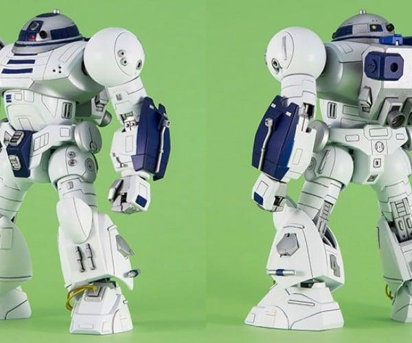 R2-D2 Gets Pumped up: Swole2-D2