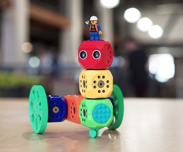 Robo Wunderkind Modular Robot Kit: Snaptron
