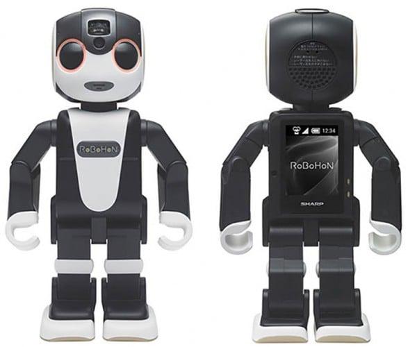 Sharp RoBoHoN is a Walking, Talking Robot Phone