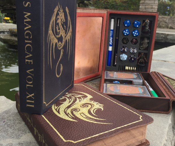 Spellbook Gaming Boxes: Power Word: Store