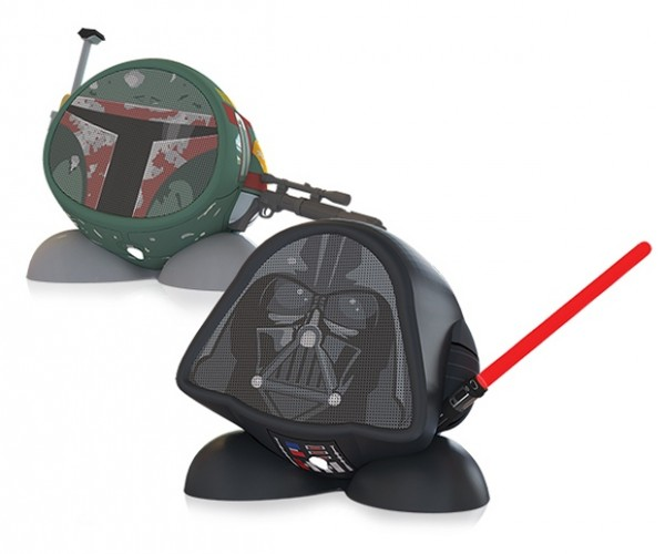Star Wars Character Bluetooth Speakers: The Sound Awakens
