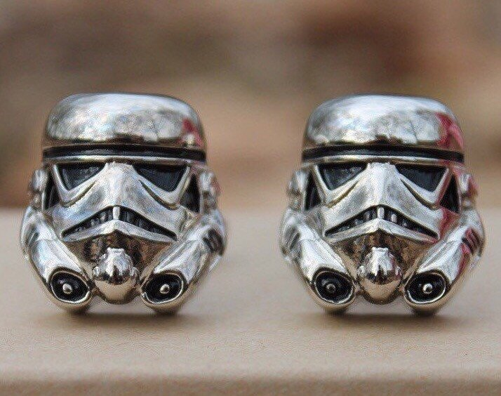 Star Wars Stormtrooper Cufflinks
