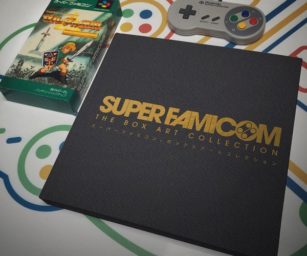 Super Famicom: The Box Art Collection Book: 250-in-1