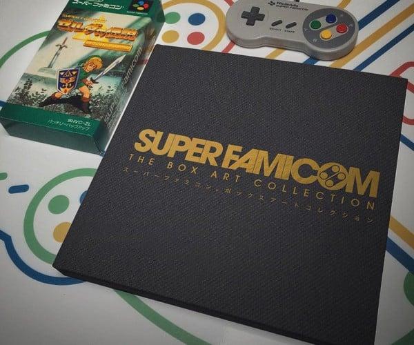 Super Famicom: The Box Art Collection Book: 250-in-1