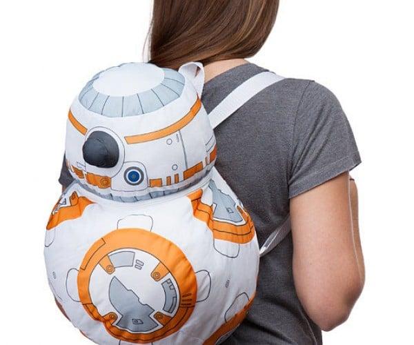 Star Wars BB-8 Backpack: Roller Bag