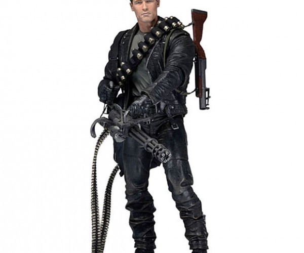 Terminator 2 Action Figure Will Shoot Other Action Figures in the Knee