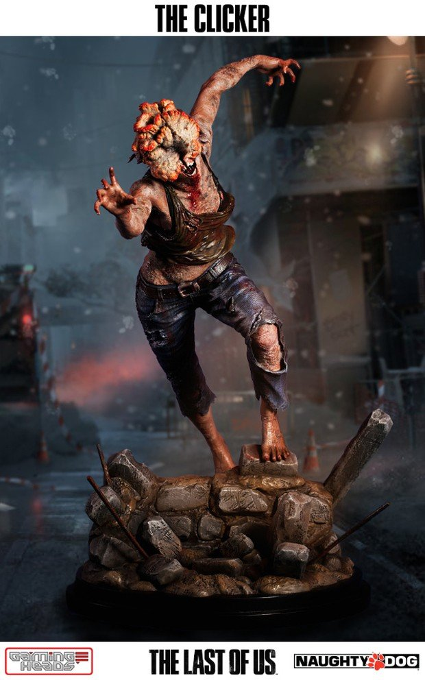 the_last_of_us_clicker_statue_by_gaming_heads_1