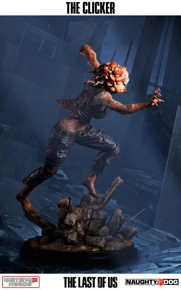 the_last_of_us_clicker_statue_by_gaming_heads_2