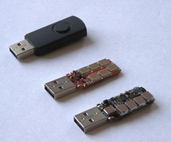 DIY Device Sends 220V to USB Ports: USB Killer