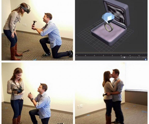 Valve Employee Proposes Using Virtual Reality: Second Life
