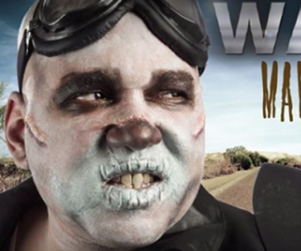 Become A War Boy This Halloween