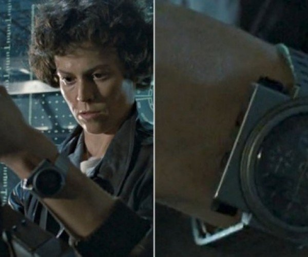 The Watch That Ripley Wore In Aliens Is Being Re-Issued