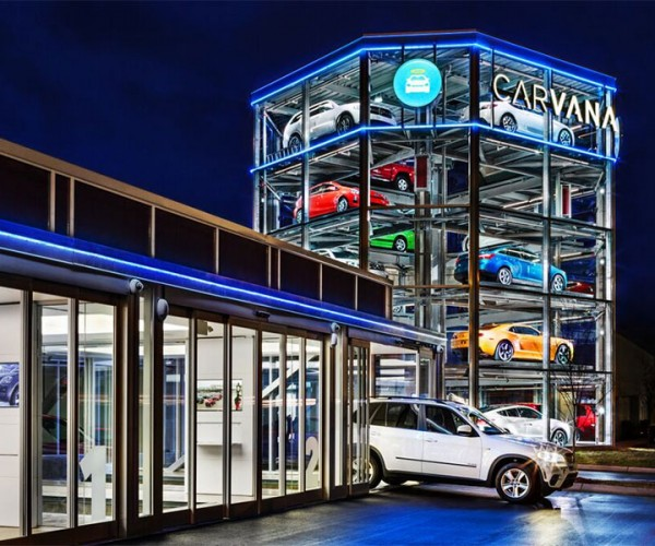 The World's First Car Vending Machine